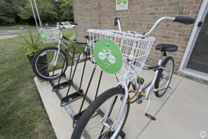 Korman Residential - Willow Shores Bike Sharing