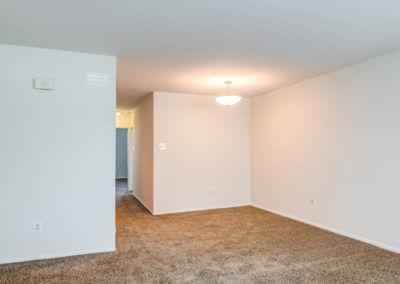 Living room at Korman at Cherrywood